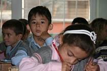 Škola v Turecku.