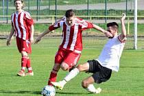 Krajská fotbalová I. B třída: Solnice - Ohnišov.