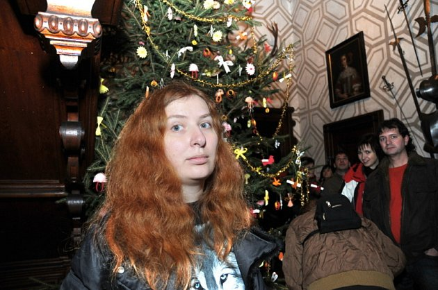 Vánoce na Hrádku u Nechanic