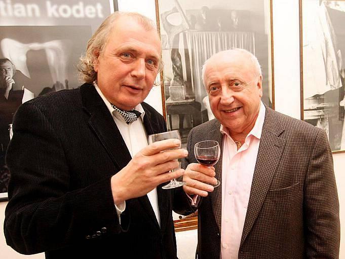 Kristián Kodet a Felix Slováček.