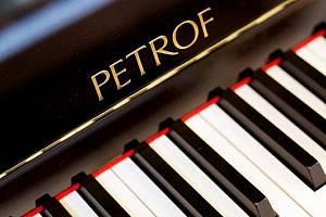 Petrof výstava