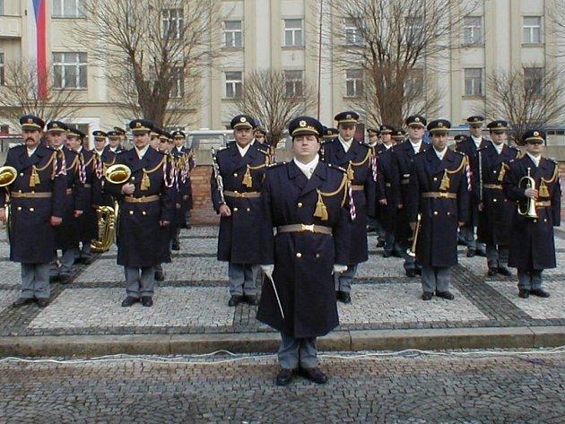 Ve světě uznávaná hradecká posádková hudba