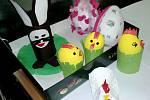 Velikonoční tvoření v hradecké Roudničce.