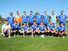 Mužstvo Dobřenic se chce v nové sezoně pohybovat ve středu tabulky III. třídy.