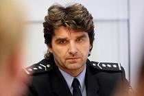 Jan Švejdar, pověřený ředitel královéhradecké policie.