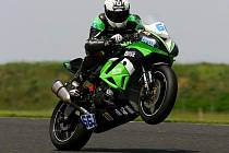 Druhý podnik motocyklového seriálu Alpe Adria Championship na maďarském okruhu Pannoniaring.