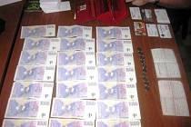 Obsah ztracené peněženky včetně 21 tisíc korun.