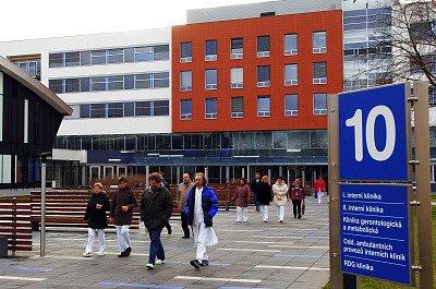 Fakultní nemocnice v Hradci Králové