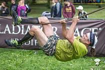Extrémní překážkový závod Gladiator race.