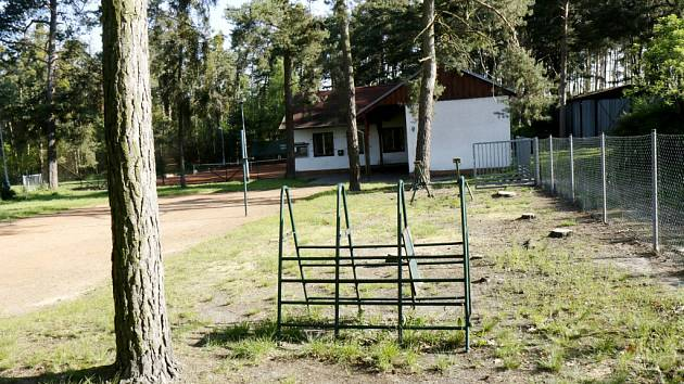 Dětské hřiště v Roudničce.