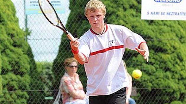 Tenis, Rieter Pirell Cup: Martin Bezdíček