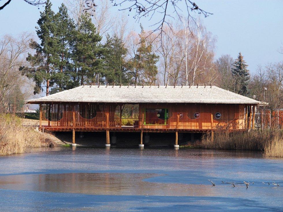 Hradečtí lesníci našli inspiraci v pardubickém parku Na Špici.