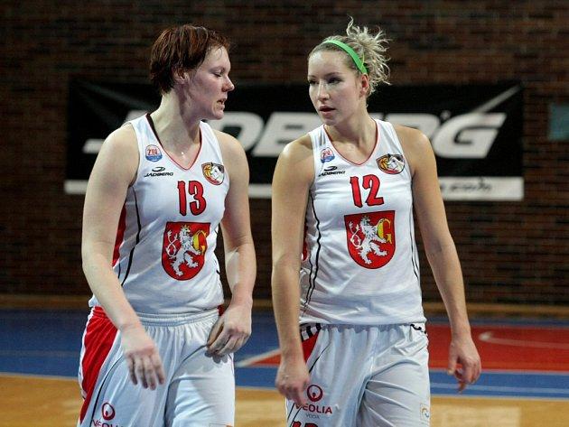 Ženská basketbalová liga  Sokol Hradec Králové - Kara Trutnov. ... 7ca169b172