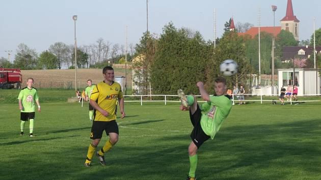 Krajská fotbalová 1. A třída: FK Černilov - SK Dobruška.