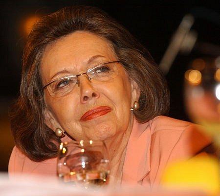 Jiřina Jirásková byla 30. května zvolena Šarmantní osobností roku