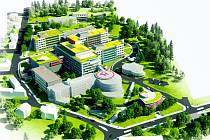 JEDNOU z priorit kraje je rekonstrukce náchodské nemocnice.