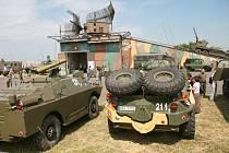 Rusek, dětský den s klubem vojenské historie