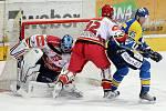 Hradec – Ústí n. L. 3:2 pp (0:0, 1:0, 1:2 – 1:0)