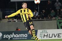 Tomáš Jirsák ještě v dresu Botev Plovdiv.