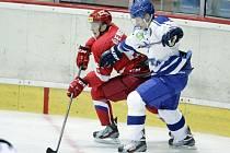 Hokejová European Trophy: Mountfield HK - HC Kometa Brno.