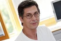 Klimatolog Ladislav Metelka z hradeckého Českého hydrometeorologického ústavu.