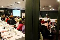 Konference na podporu regionálního cestovního ruchu v kraji (30. listopadu 2010).