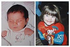 Tereza Zyklová, narozena 1. ledna 1994