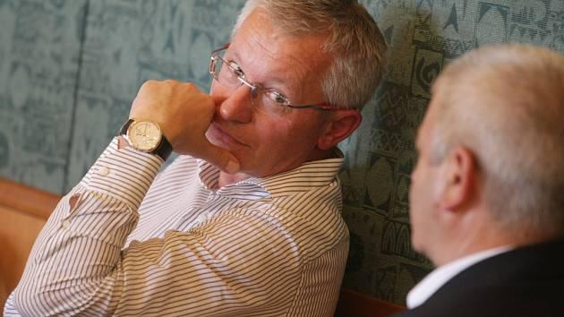 Rudolf Kasper, jednatel a zakladatel trutnovské firmy Kasper Kovo, který byl oceněn v soutěži Manažer roku.
