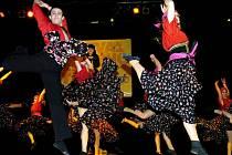 Z dětské taneční soutěže