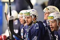 Vrchlabští hokejisté již vyhlížejí další ligový zápas.
