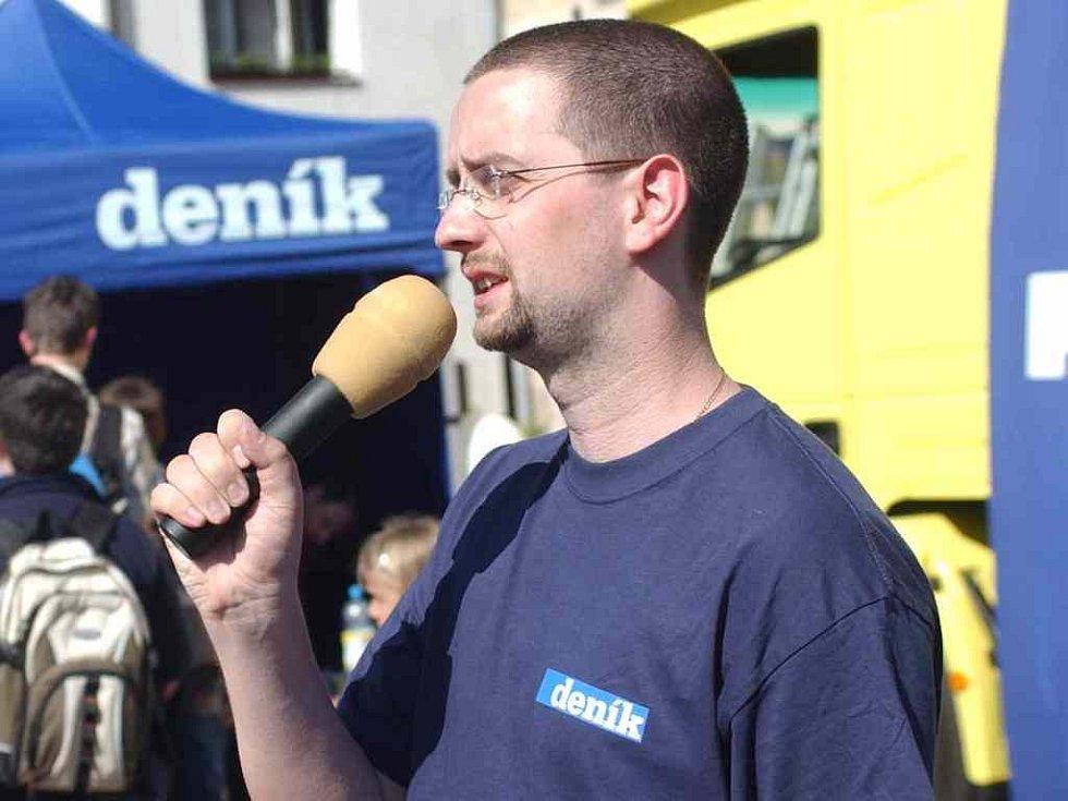 Den s Deníkem - Nechanice 17. dubna 2007