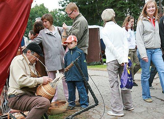 Královéhradecké krajské dožínky 2007