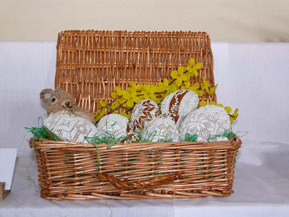 Z Velikonoční výstavy v Častolovicích - 26. - 28. března 2010