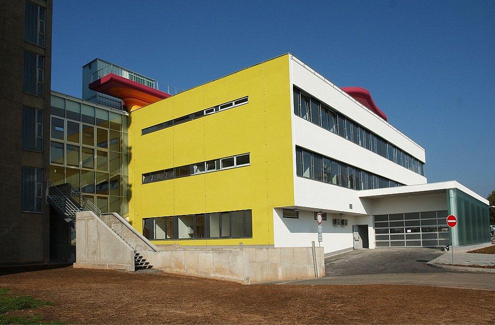 Nový pavilon hradecké fakultní nemocnice