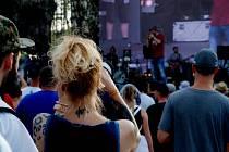 Hip Hop Kemp v Hradci Králové.