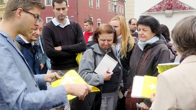 Dny architektury v Hradci Králové.