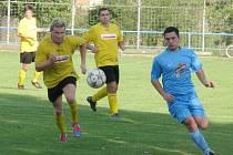 Okresní fotbalová III. třída: Nový Bydžov C - Velichovky.