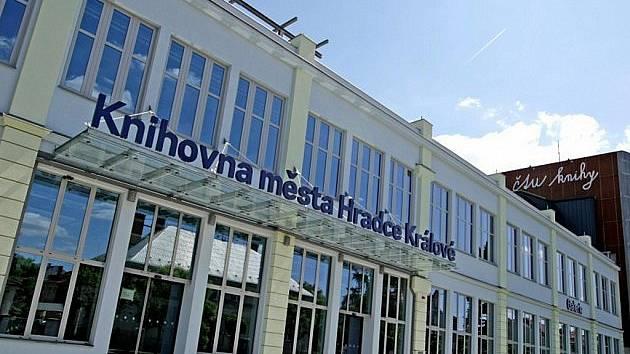 Městská knihovna Hradec Králové