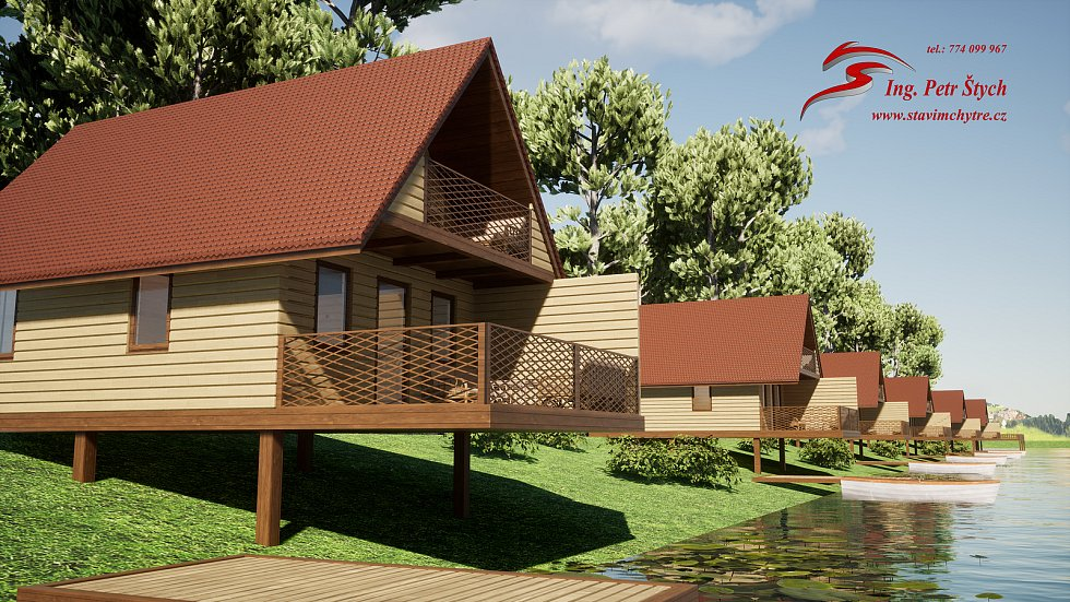 Na Stříbrňáku vyroste 10 nových chatek