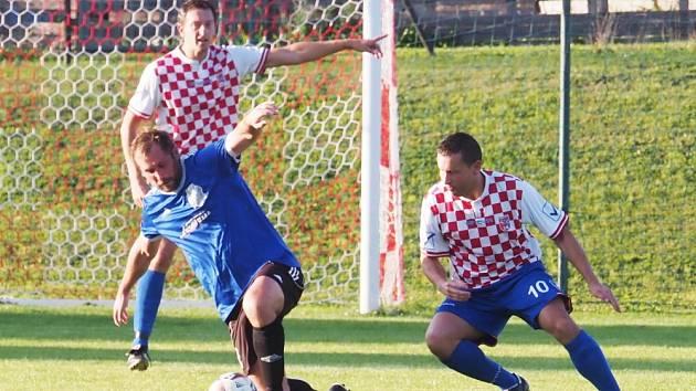 Okresní fotbalová III. třída: Neděliště - Dobřenice.