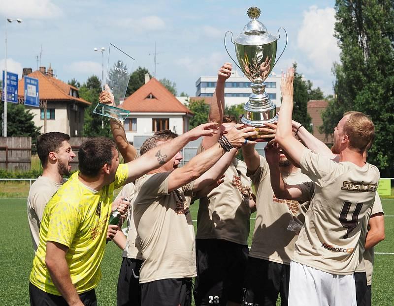 Sport Hradec Cup znovu pomáhal nemocným dětem.