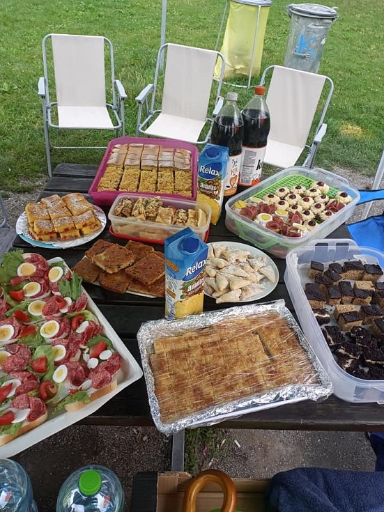 Česko jde spolu na piknik v Hradci Králové.