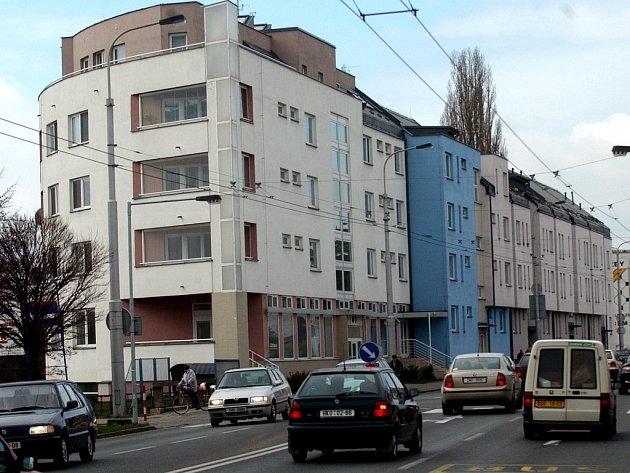 Hradecké domy