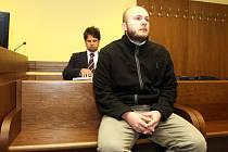U krajského soudu se zpovídal Tomáš Kolman.