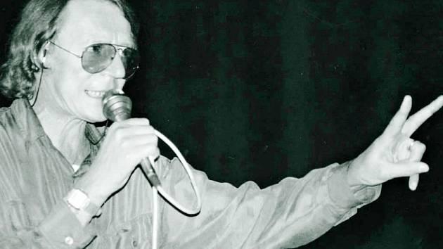 Petr Novák na archivním snímku.