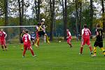 Krajská fotbalová I. A třída: TJ Stard ZD Ohnišov - FK Černilov.