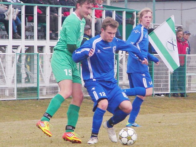 Krajský přebor ve fotbale: FC Olympia Hradec Králové - SK Libčany.