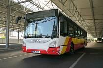 Krajské město pořídilo nové autobusy.