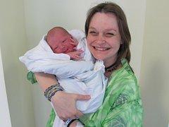 KRISTÝNKA VORLÍČKOVÁ se narodila 29. února v 19.34 hodin. Měřila 50 centimetrů a vážila 3520 gramů. Radost z ní mají rodiče Dana a Jan a sourozenci Janička, Nelinka a Terezka z Prahy.