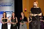 """Vyhlášení nejúspěšnějšího sportovce roku proběhlo v pátek 13. března 2009 v hradecké Filharmonii: """"SPORŤÁK"""" HRADECKÉHO DENÍKU Petr Tomeš."""